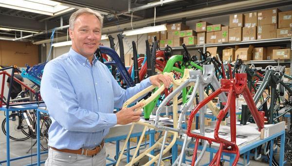 In der Fahrrad-Branche läuft´s
