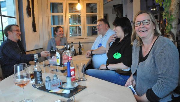 Netzwerken als Starthilfe:Stammtisch für Existenzgründer