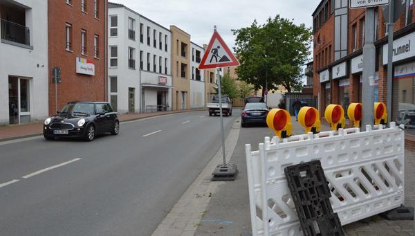 Marne: Drei Sperrungen an drei Orten in drei Tagen
