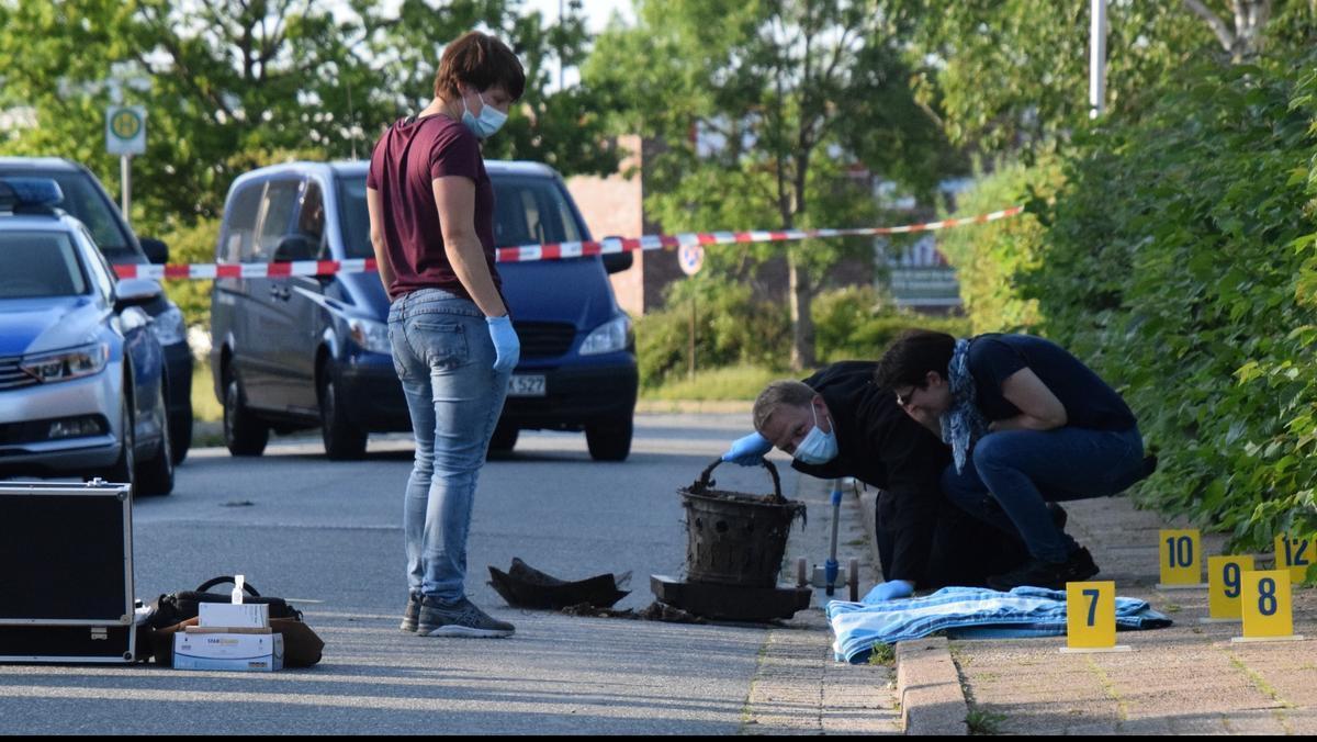 Schießerei In Meldorf