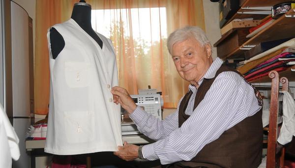 Modeschöpfer verbringt seinen Ruhestand in Büsum