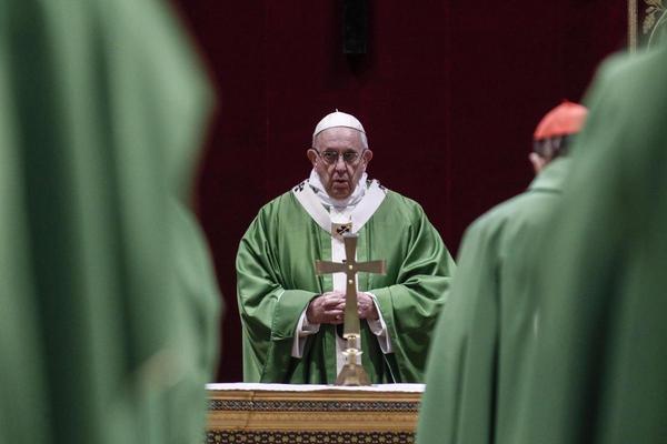 Wirbel um Vatikan-Papier: Mission impossible