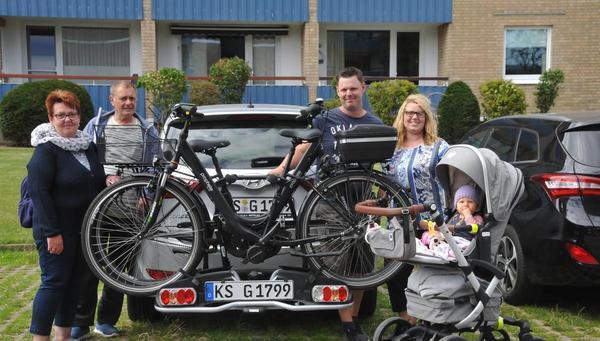 Dieb bietet Frau ihr gestohlenes Rad an