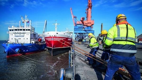 Nachgefragt: Was sind die Aufgaben einer Hafenbehörde?