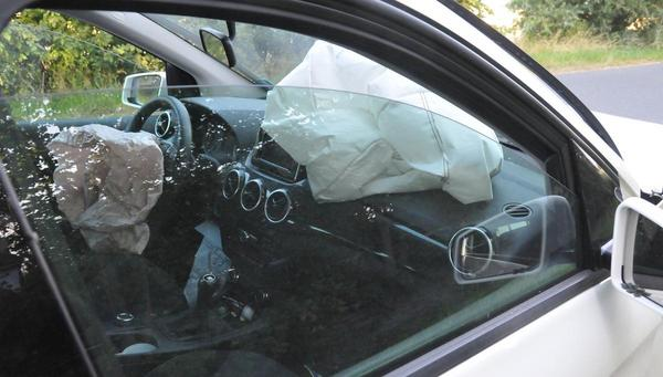 Schwerer Unfall in Hedwigenkoog