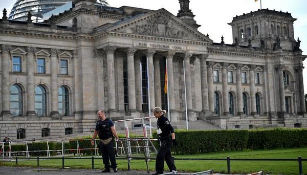 Corona-Protest in Berlin: Bärendienst