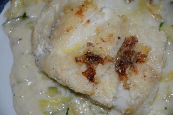 Leng im Kartoffelmantel