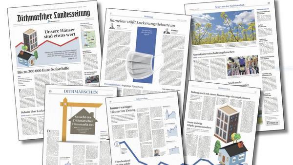 Ihre Zeitung der Zukunft