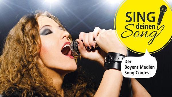 Sing deinen Song: Jetzt mitmachen!