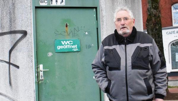 Stadt will für moderne WC-Anlage sorgen