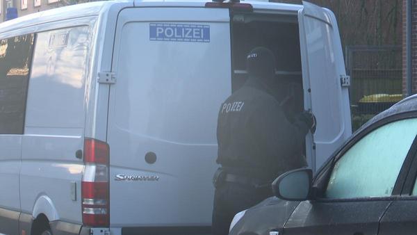 Razzia wegen Kinderpornografie in Brunsbüttel