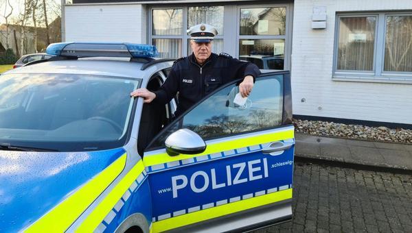Veränderte Polizeiarbeit im Coronajahr