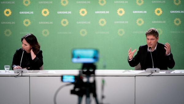 Mitgliederentwicklung der Parteien: Karriere machen bei den Grünen