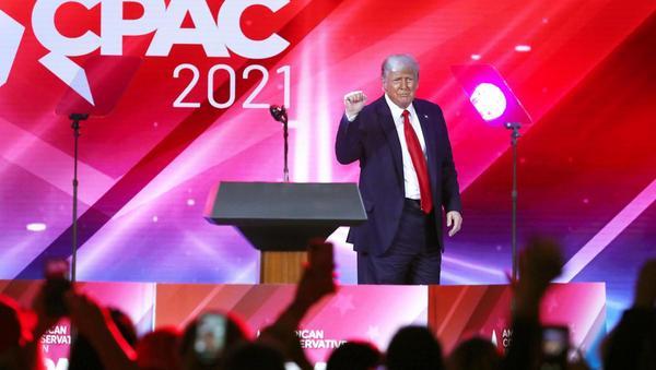 Trump-Show geht weiter: Die Mär vom Patrioten
