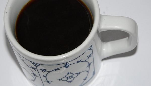 Das Beste zum Schluss: Kaffee