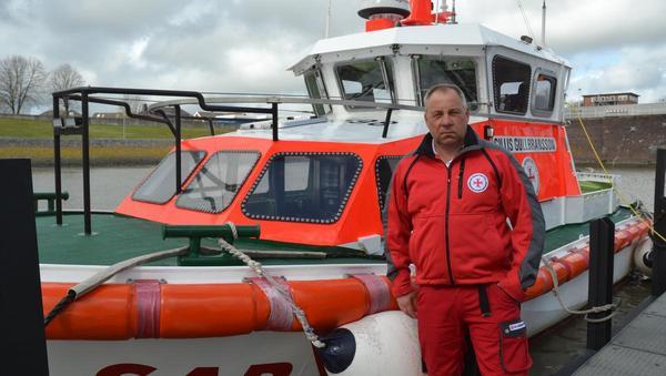 Für den Notfall auf See vorbereitet