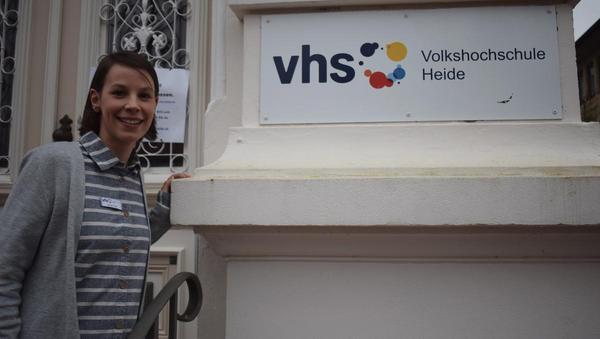 Volkshochschule unter neuer Leitung