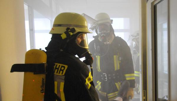 Akku löst Einsatz der Feuerwehr aus