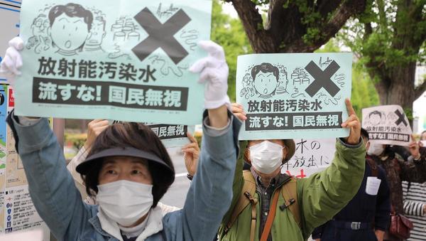 Fukushima ist wieder da:Ein Problem ohne Lösung