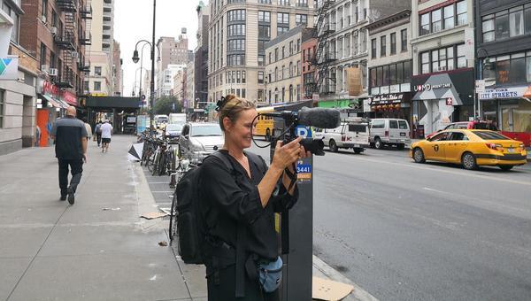 Dokumentarfilmer in Sorge
