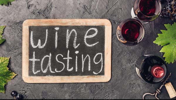 Wein-Tasting online