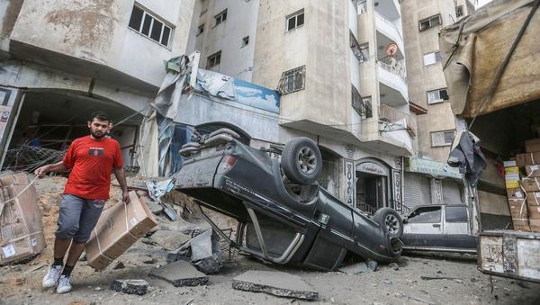 Neue Gewalt zwischen Israel und den Palästinensern: Alter Konflikt mit neuen Aspekten