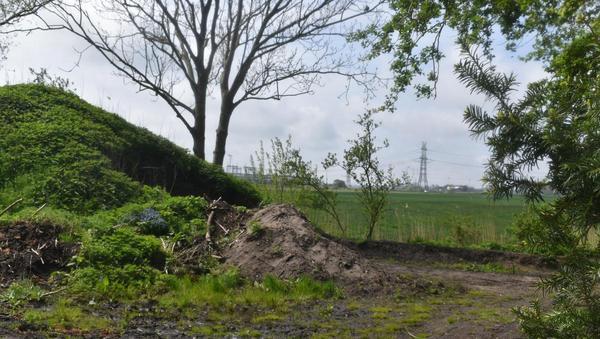 Bauen am Friedhof