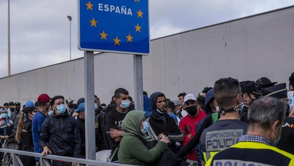 Grenzprobleme der EU: Tatenlos und wie gelähmt