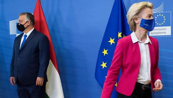 EU-Kommission droht Ungarn mit Konsequenzen: Ein Stimmrechtsentzug wäre schwierig