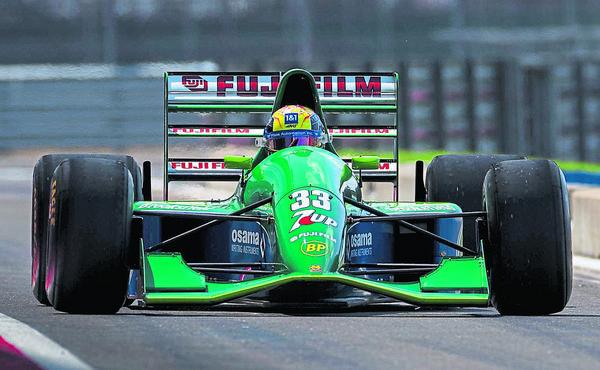 Reizgas für Schumachers Karriere