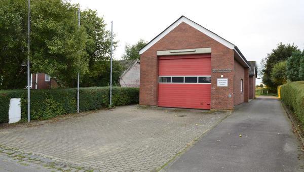 Kernprojekt Feuerwehrgerätehaus