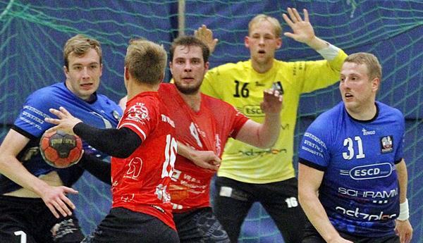 Marne/Brunsbüttel gewinnt das Derby