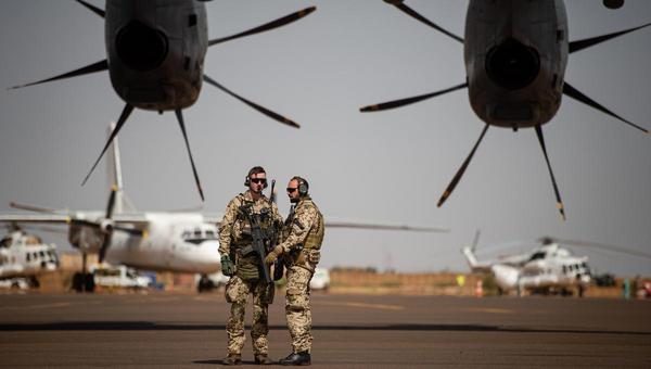 Bundeswehr im Ausland: Eine Lösung muss her