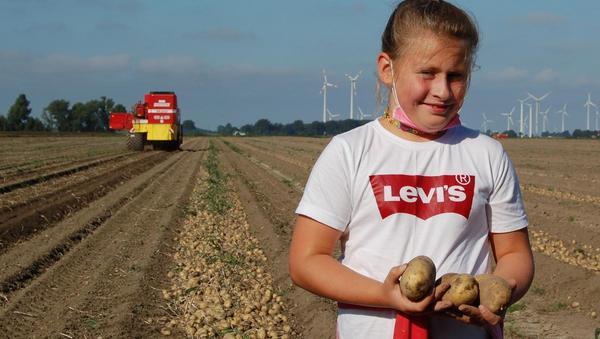Auf ins Kartoffelfeld