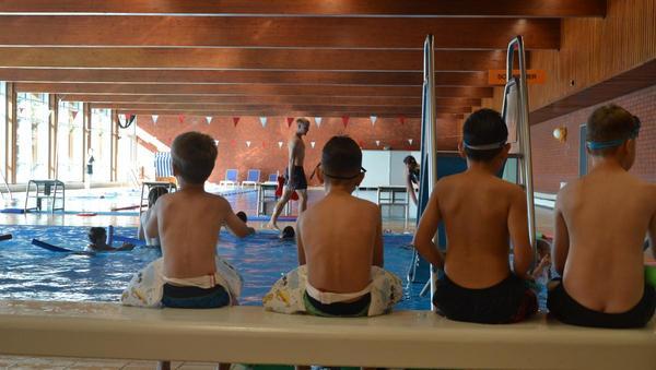 Ganztagsschule mit Schwimmunterricht