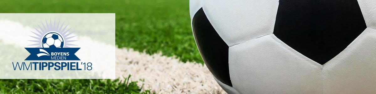 Boyens Medien - WM Tippspiel