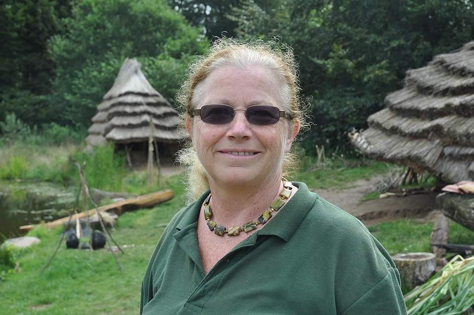 Leiterin des Langzeit-Feldversuchs: Dr. Linda Hurcombe von der Universität Exeter (England).