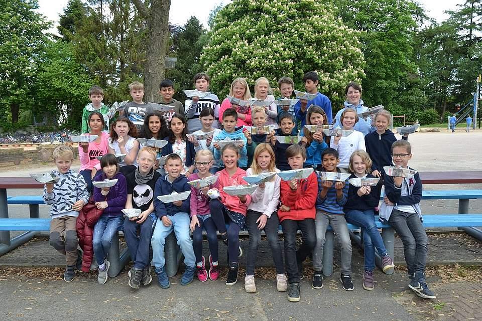 St. Georg Schule Heide, Klasse 3a