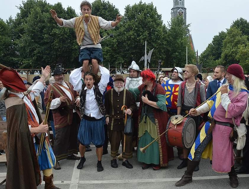 Heider Marktfrieden - Foto: Böttiger