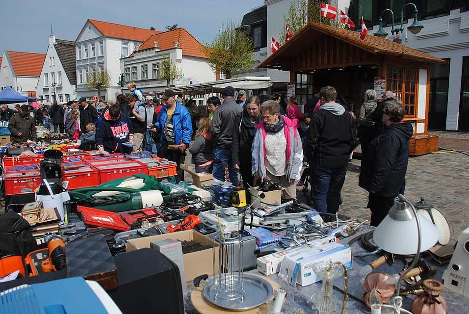 Meldorf Flohmarkt