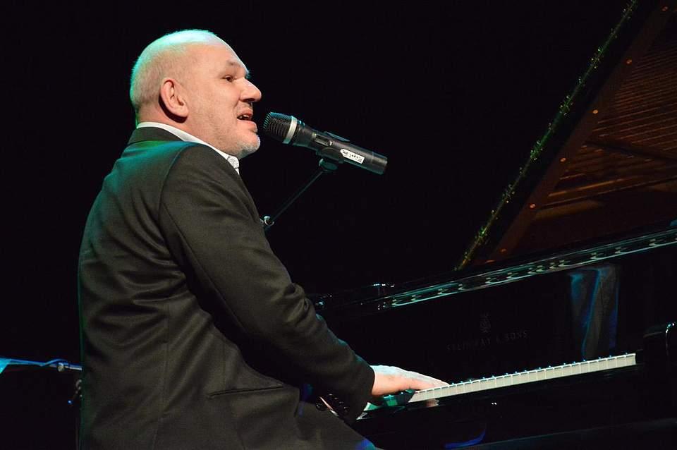 Mit Blues und Soul war Georg Schroeter dabei.