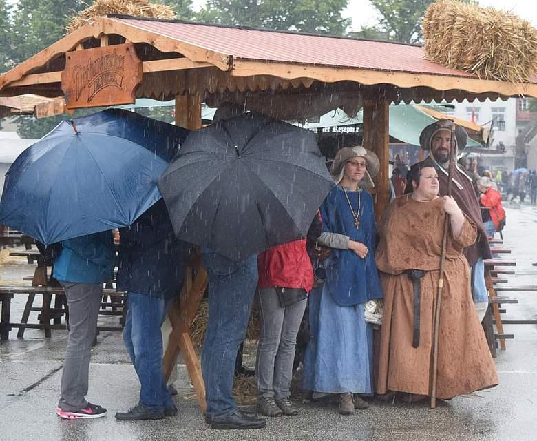 Heider Marktfrieden - Foto: Büsing