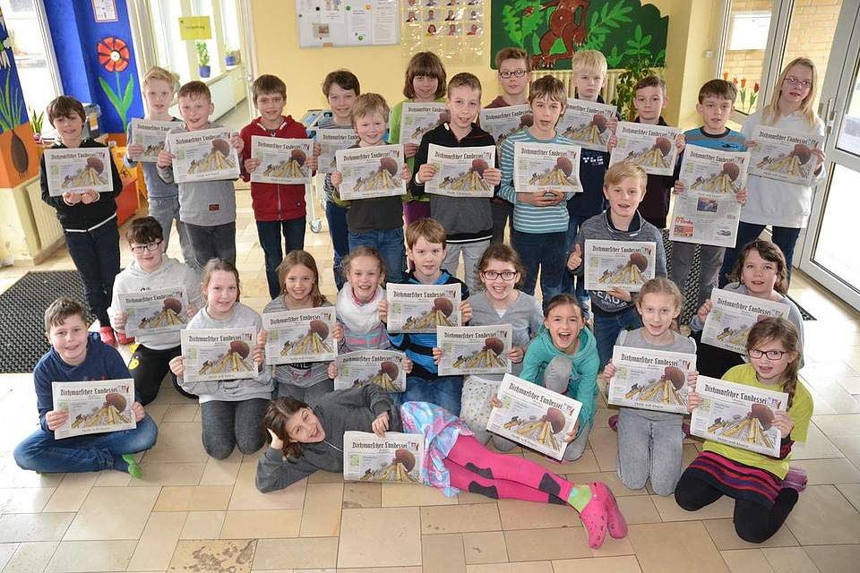 Grundschule Wesseln, Klasse 4
