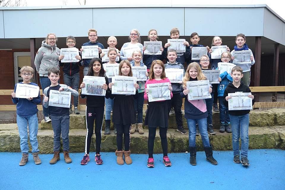 Grundschule Meldorf Klasse 4a