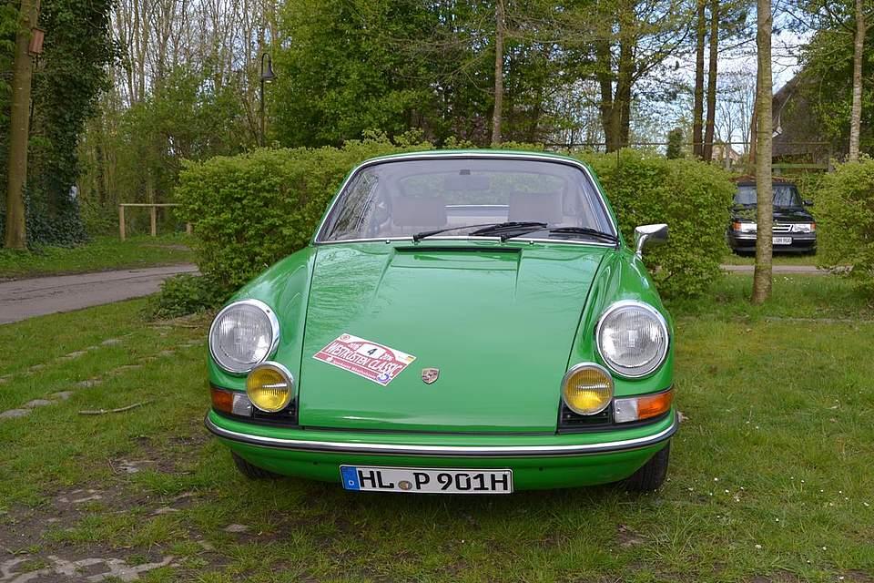 Porsche 911 von 1972.