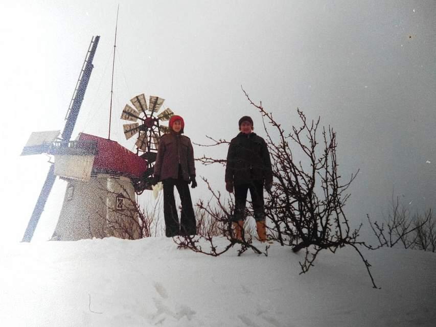 Die Aufnahme von Uwe Marscheider stammt aus Friedrichskoog.