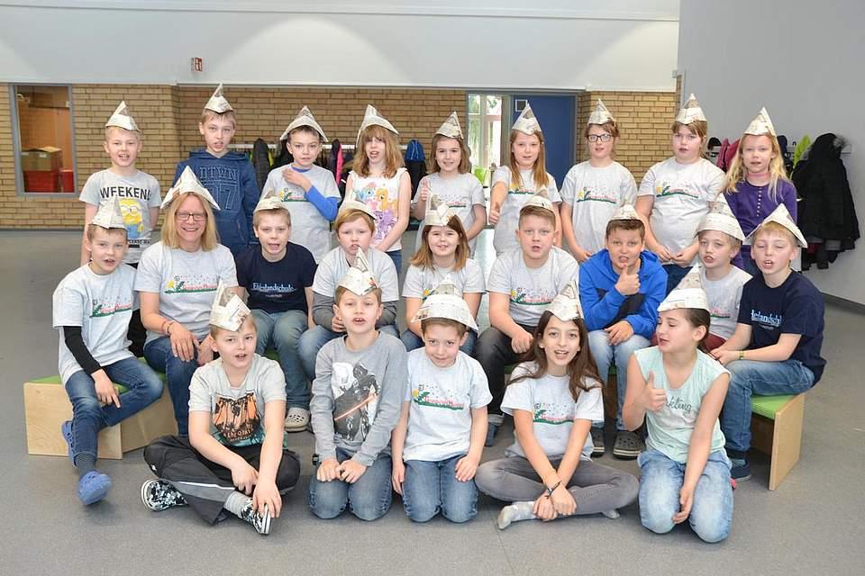 Grundschule Hennstedt Klasse 3a