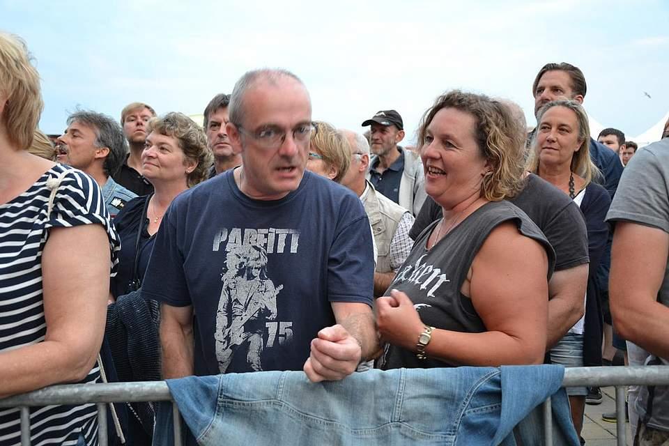 Peter und Rosi Kumke aus Wanderup rockten ab. Foto: Voß