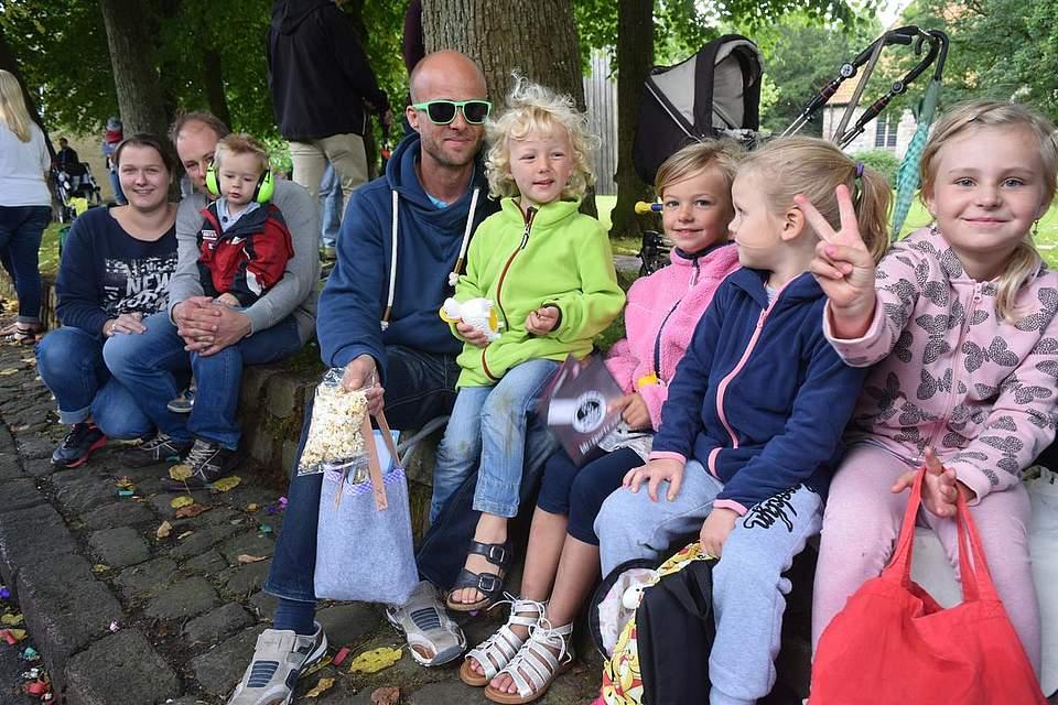 ...die nicht nur Kinder gerne sammeln. Foto: Büsing