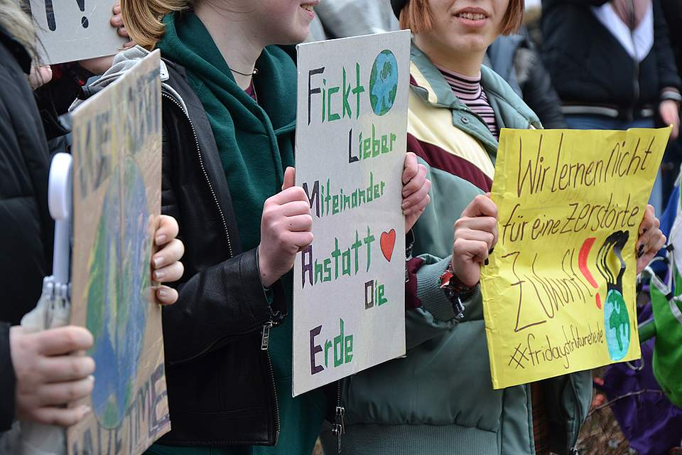 Fridays for Future Heide